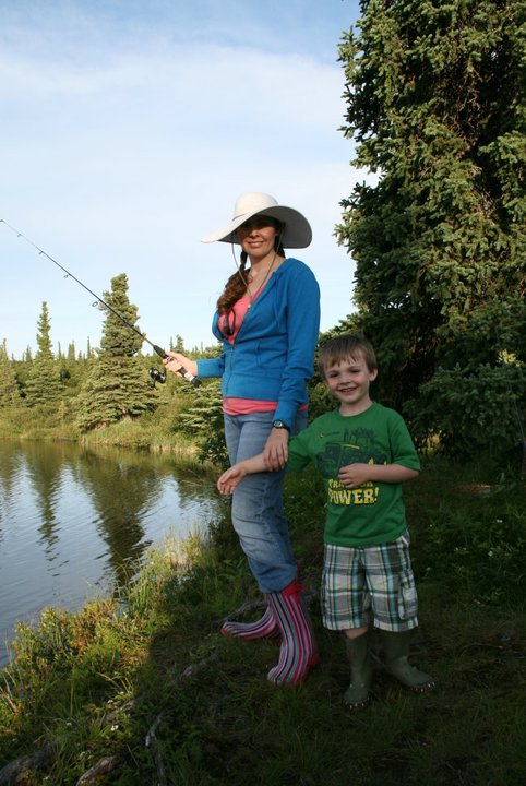 301 moved permanently for Fishing in fairbanks alaska