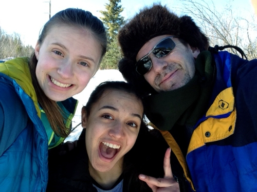 Stickel_snowmachining with kids